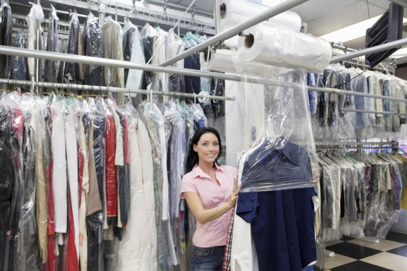 same-day dry cleaning and ironing services in Miami